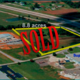 [SOLD] 8.8 Acres with access to highway and Industry