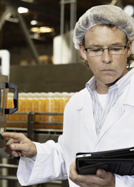 Supervisor in Food Manufacturing